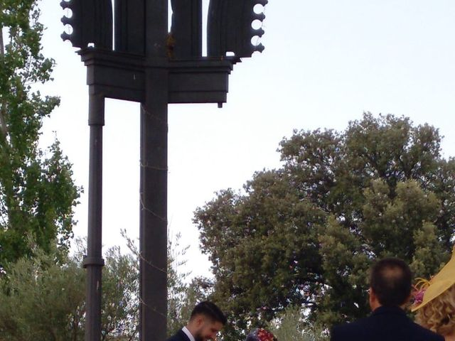 La boda de Cristina  y Christian en Toledo, Toledo 6