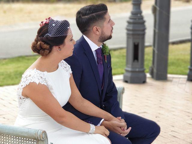 La boda de Christian y Cristina