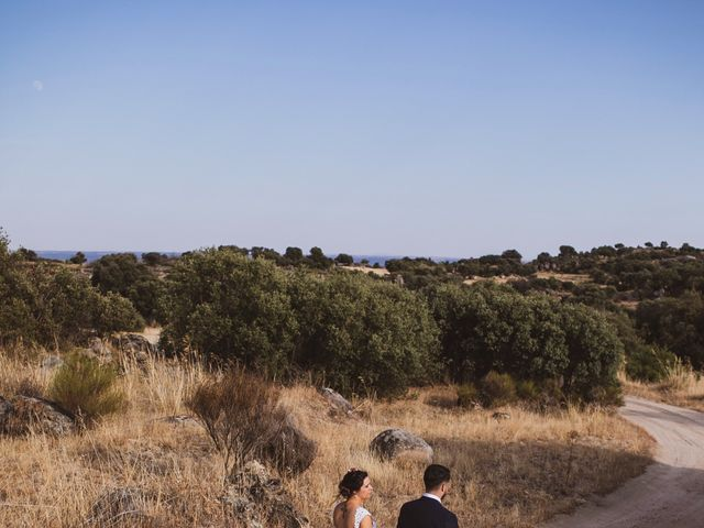 La boda de Cristina  y Christian en Toledo, Toledo 13