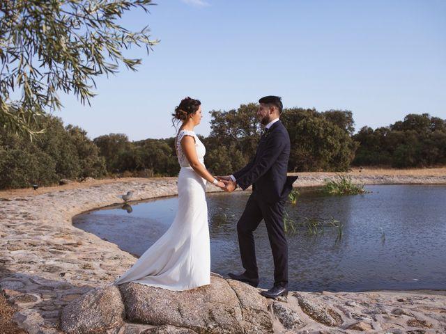 La boda de Cristina  y Christian en Toledo, Toledo 14