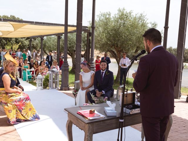 La boda de Cristina  y Christian en Toledo, Toledo 16