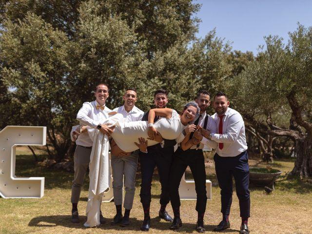 La boda de Cristina  y Christian en Toledo, Toledo 18