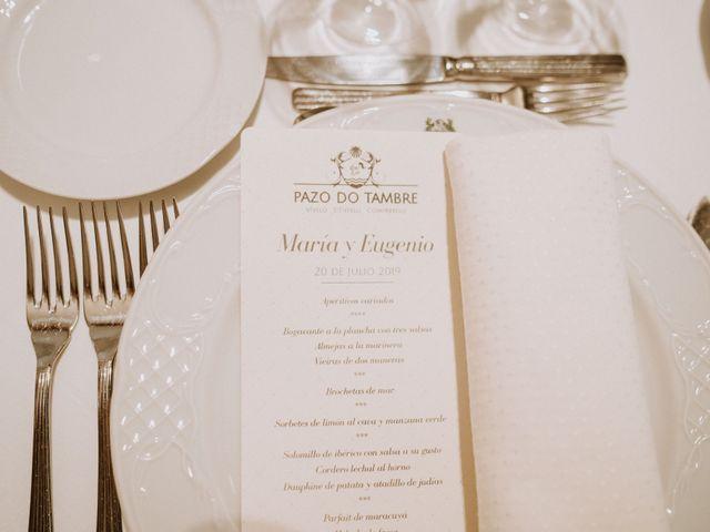 La boda de Eugenio y María en Outes, A Coruña 11