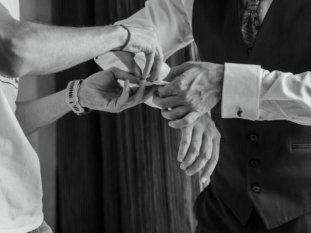 La boda de David y Laia en Santa Cristina D'aro, Girona 20