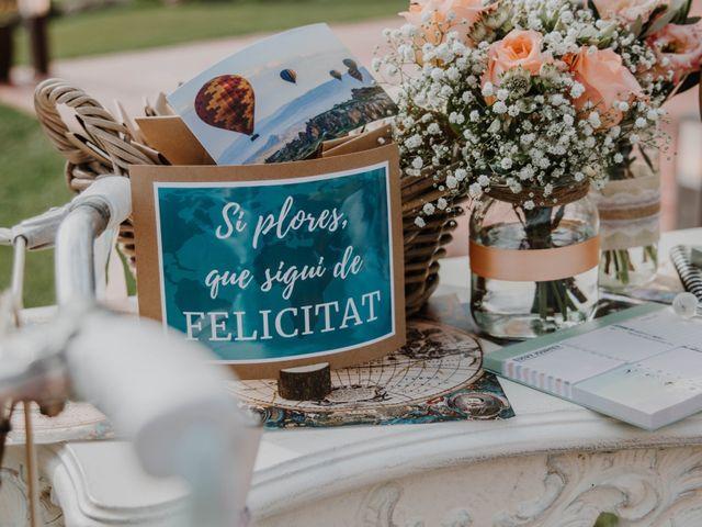 La boda de David y Laia en Santa Cristina D'aro, Girona 35