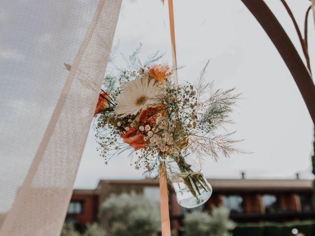 La boda de David y Laia en Santa Cristina D'aro, Girona 39