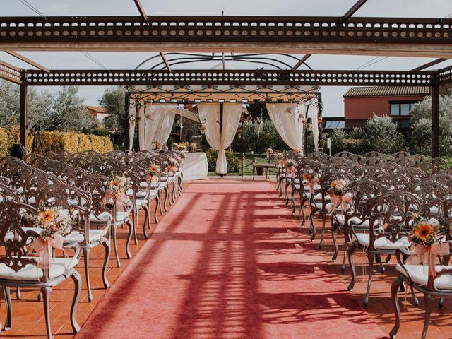 La boda de David y Laia en Santa Cristina D'aro, Girona 44