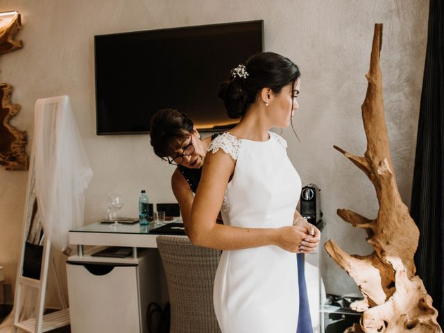 La boda de David y Laia en Santa Cristina D'aro, Girona 45