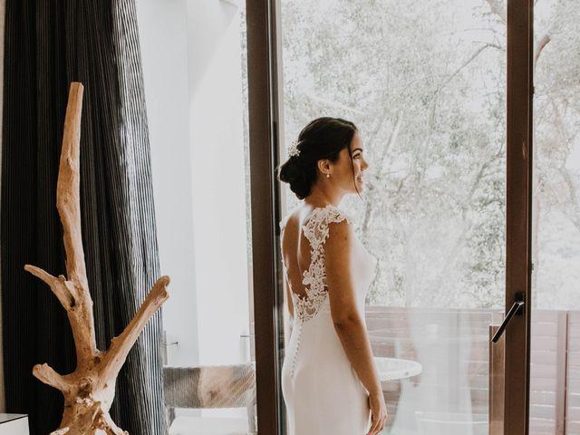 La boda de David y Laia en Santa Cristina D'aro, Girona 54