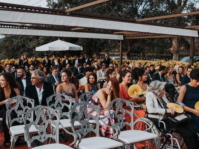 La boda de David y Laia en Santa Cristina D'aro, Girona 66