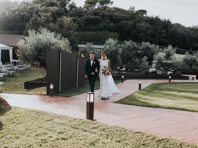 La boda de David y Laia en Santa Cristina D'aro, Girona 71
