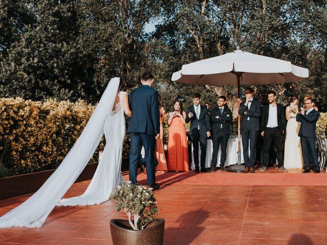 La boda de David y Laia en Santa Cristina D'aro, Girona 72