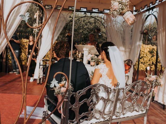 La boda de David y Laia en Santa Cristina D'aro, Girona 79