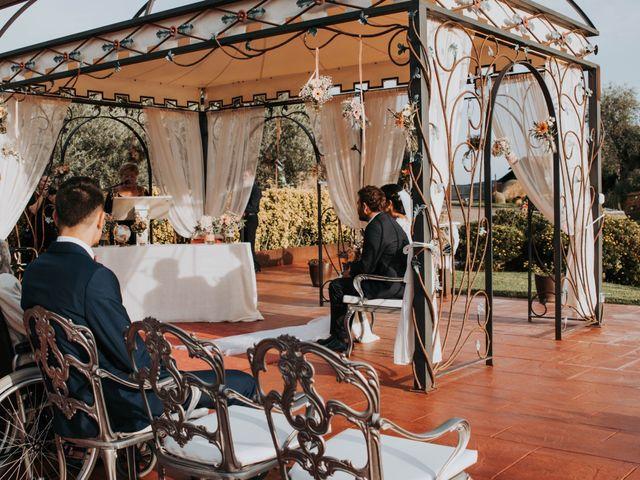 La boda de David y Laia en Santa Cristina D'aro, Girona 80