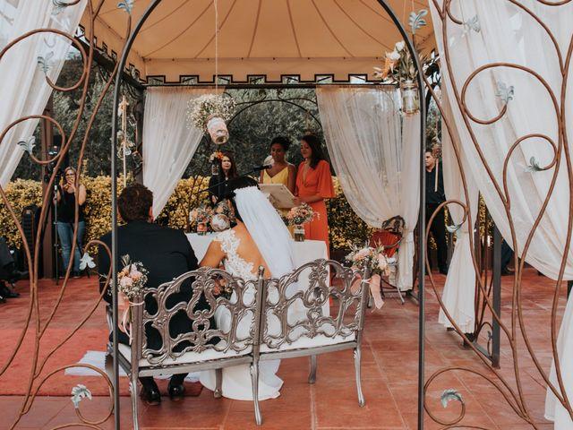 La boda de David y Laia en Santa Cristina D'aro, Girona 82