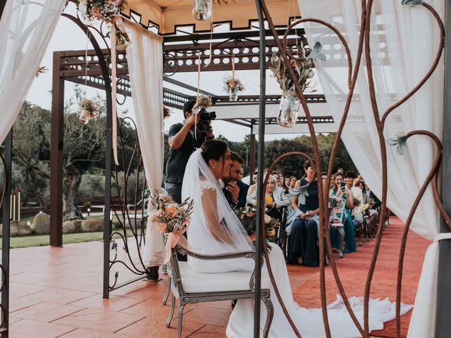 La boda de David y Laia en Santa Cristina D'aro, Girona 83