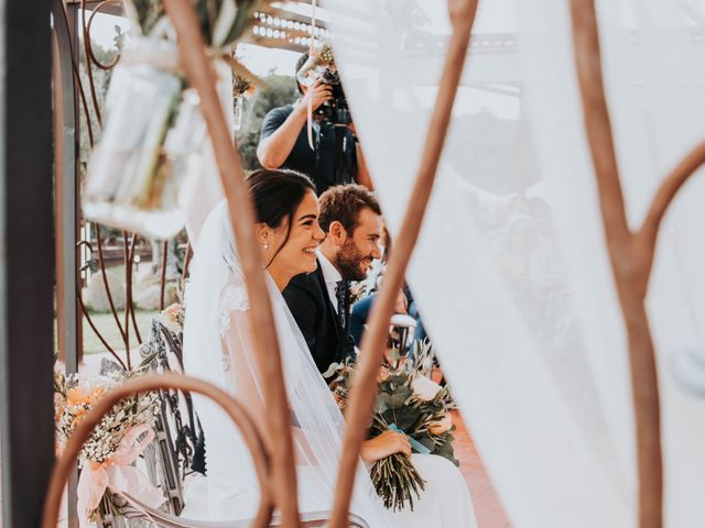 La boda de David y Laia en Santa Cristina D'aro, Girona 84