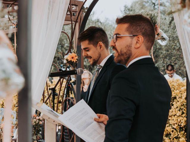 La boda de David y Laia en Santa Cristina D'aro, Girona 86
