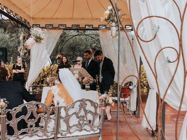 La boda de David y Laia en Santa Cristina D'aro, Girona 88