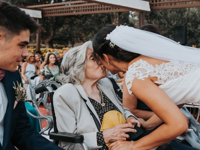 La boda de David y Laia en Santa Cristina D'aro, Girona 97