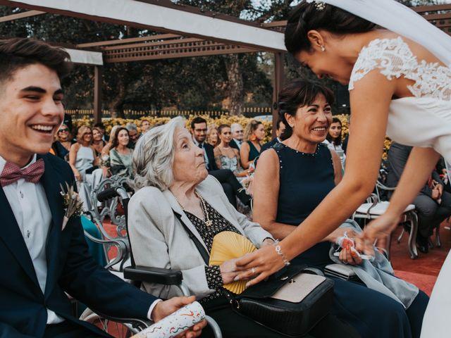La boda de David y Laia en Santa Cristina D'aro, Girona 98