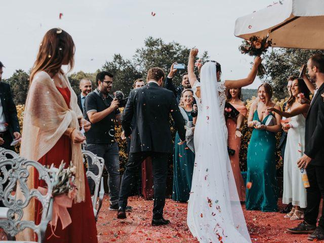 La boda de David y Laia en Santa Cristina D'aro, Girona 105