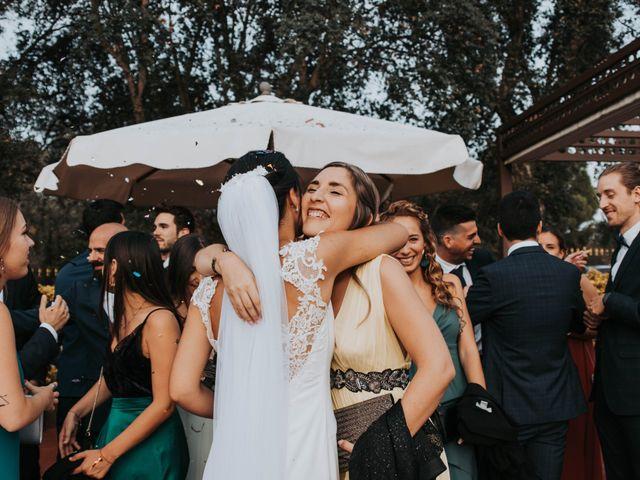 La boda de David y Laia en Santa Cristina D'aro, Girona 109