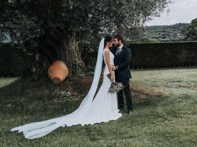La boda de David y Laia en Santa Cristina D'aro, Girona 120