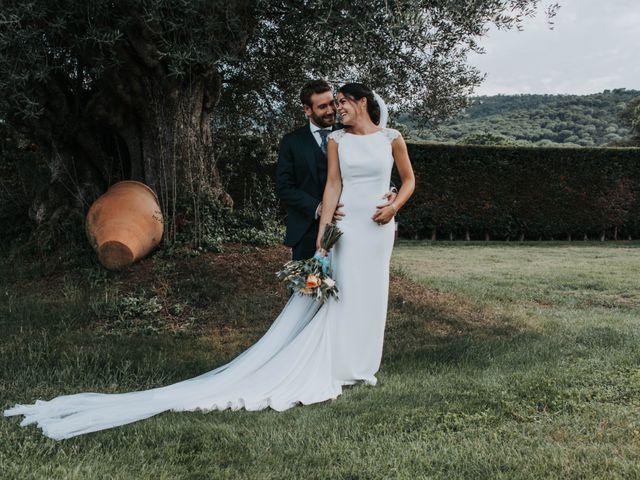 La boda de David y Laia en Santa Cristina D'aro, Girona 121