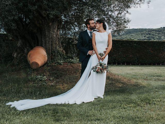 La boda de David y Laia en Santa Cristina D'aro, Girona 122