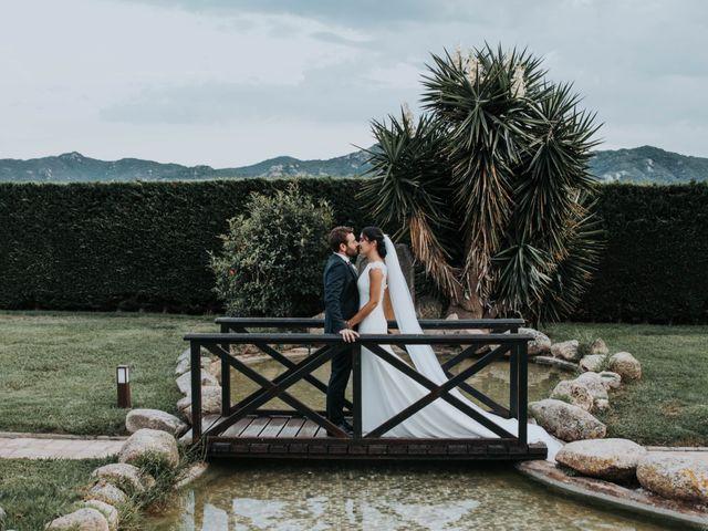 La boda de David y Laia en Santa Cristina D'aro, Girona 123