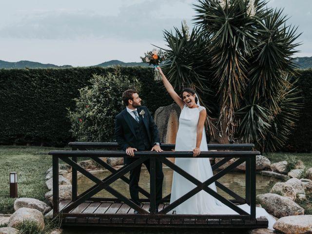La boda de David y Laia en Santa Cristina D'aro, Girona 124