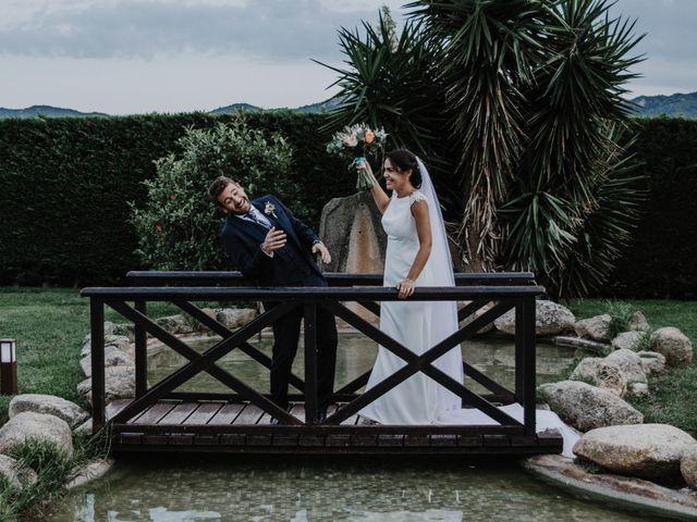 La boda de David y Laia en Santa Cristina D'aro, Girona 125