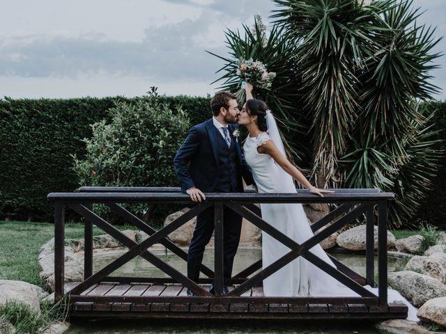 La boda de David y Laia en Santa Cristina D'aro, Girona 126