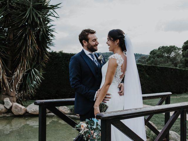 La boda de David y Laia en Santa Cristina D'aro, Girona 128