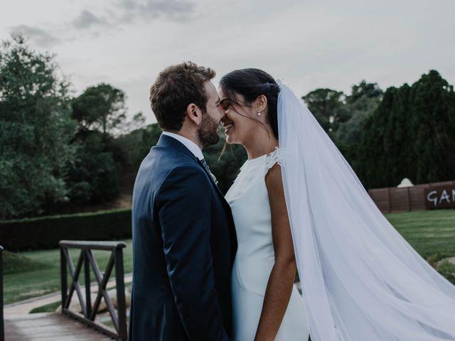 La boda de David y Laia en Santa Cristina D'aro, Girona 132