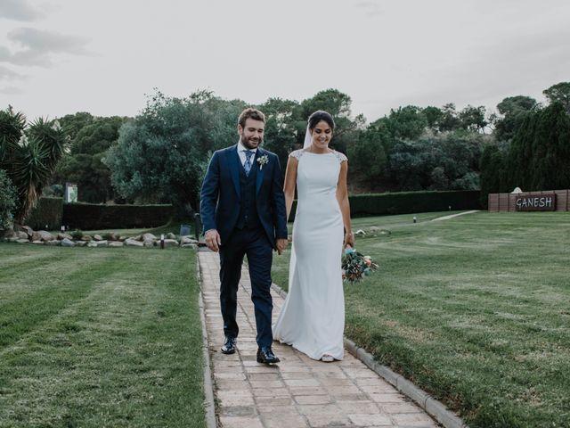La boda de David y Laia en Santa Cristina D'aro, Girona 133