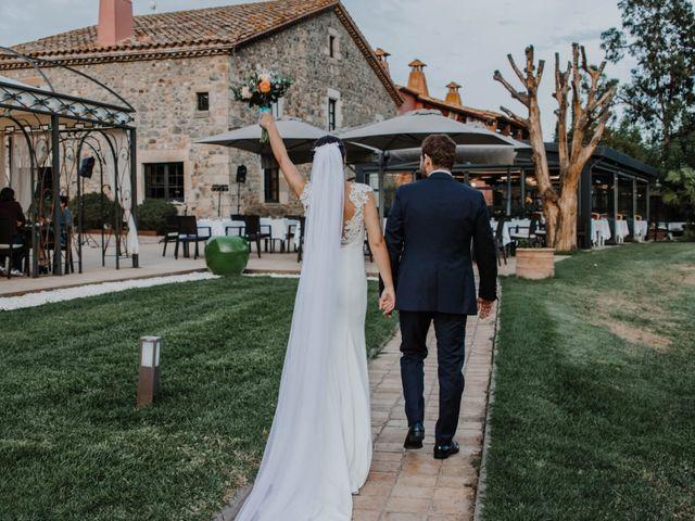 La boda de David y Laia en Santa Cristina D'aro, Girona 134