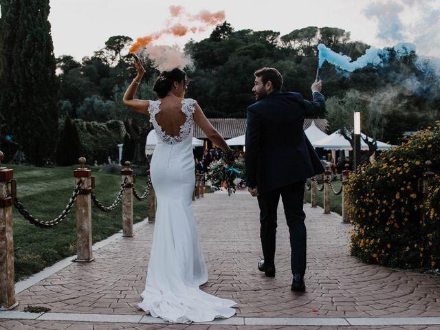 La boda de David y Laia en Santa Cristina D'aro, Girona 139