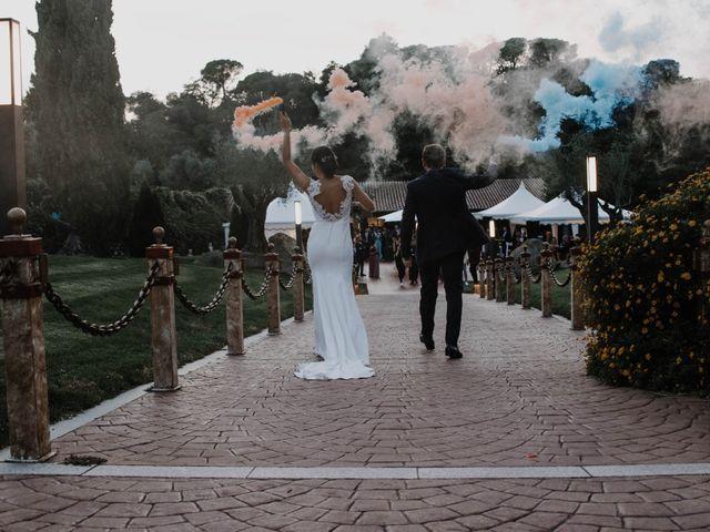 La boda de David y Laia en Santa Cristina D'aro, Girona 140