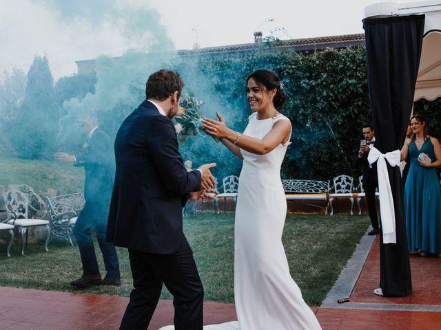 La boda de David y Laia en Santa Cristina D'aro, Girona 141