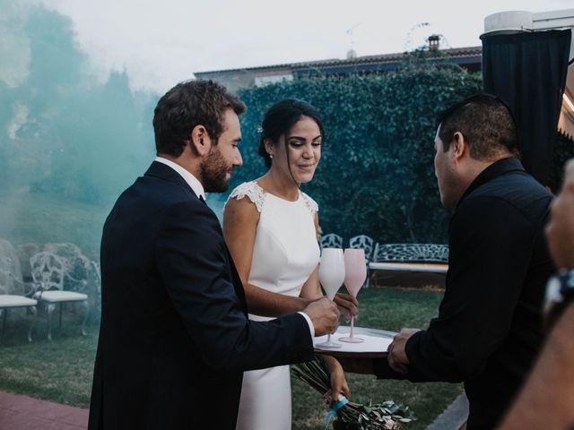 La boda de David y Laia en Santa Cristina D'aro, Girona 142