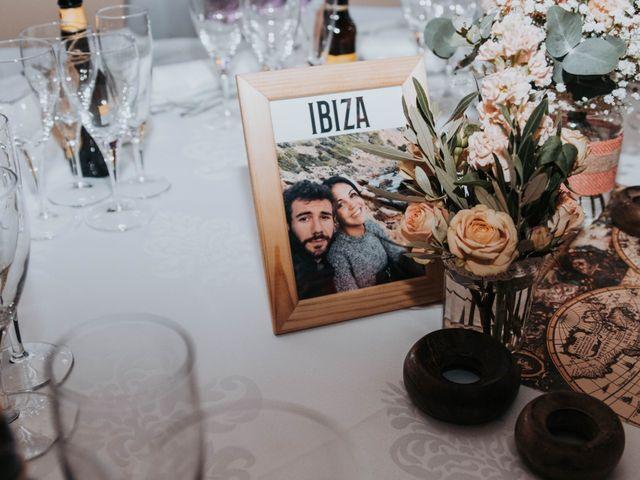 La boda de David y Laia en Santa Cristina D'aro, Girona 147