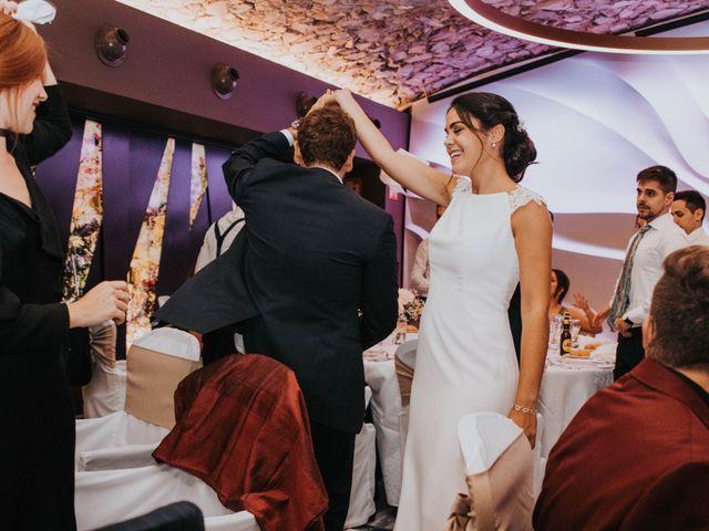La boda de David y Laia en Santa Cristina D'aro, Girona 162