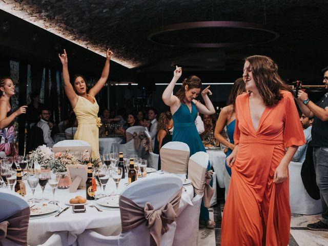 La boda de David y Laia en Santa Cristina D'aro, Girona 169