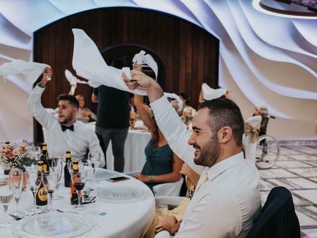 La boda de David y Laia en Santa Cristina D'aro, Girona 181