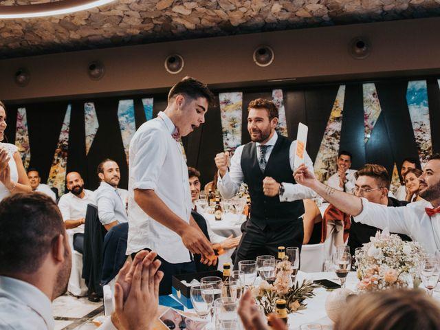 La boda de David y Laia en Santa Cristina D'aro, Girona 196
