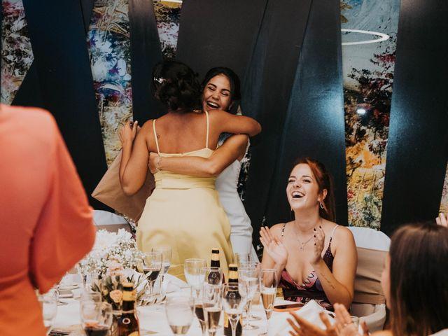 La boda de David y Laia en Santa Cristina D'aro, Girona 201