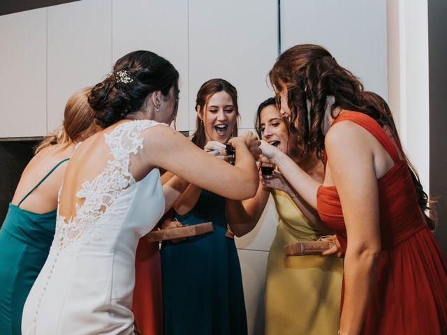 La boda de David y Laia en Santa Cristina D'aro, Girona 220