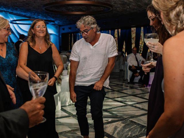 La boda de David y Laia en Santa Cristina D'aro, Girona 235